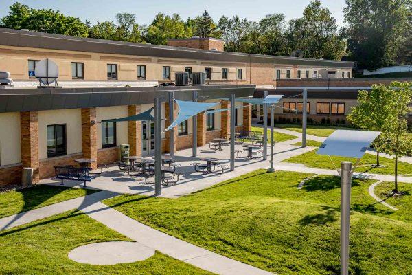 wilson design associates adrian high school residence-3